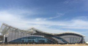 06.Olympic Complex Multi Purpose Hall-Turkmenbasi