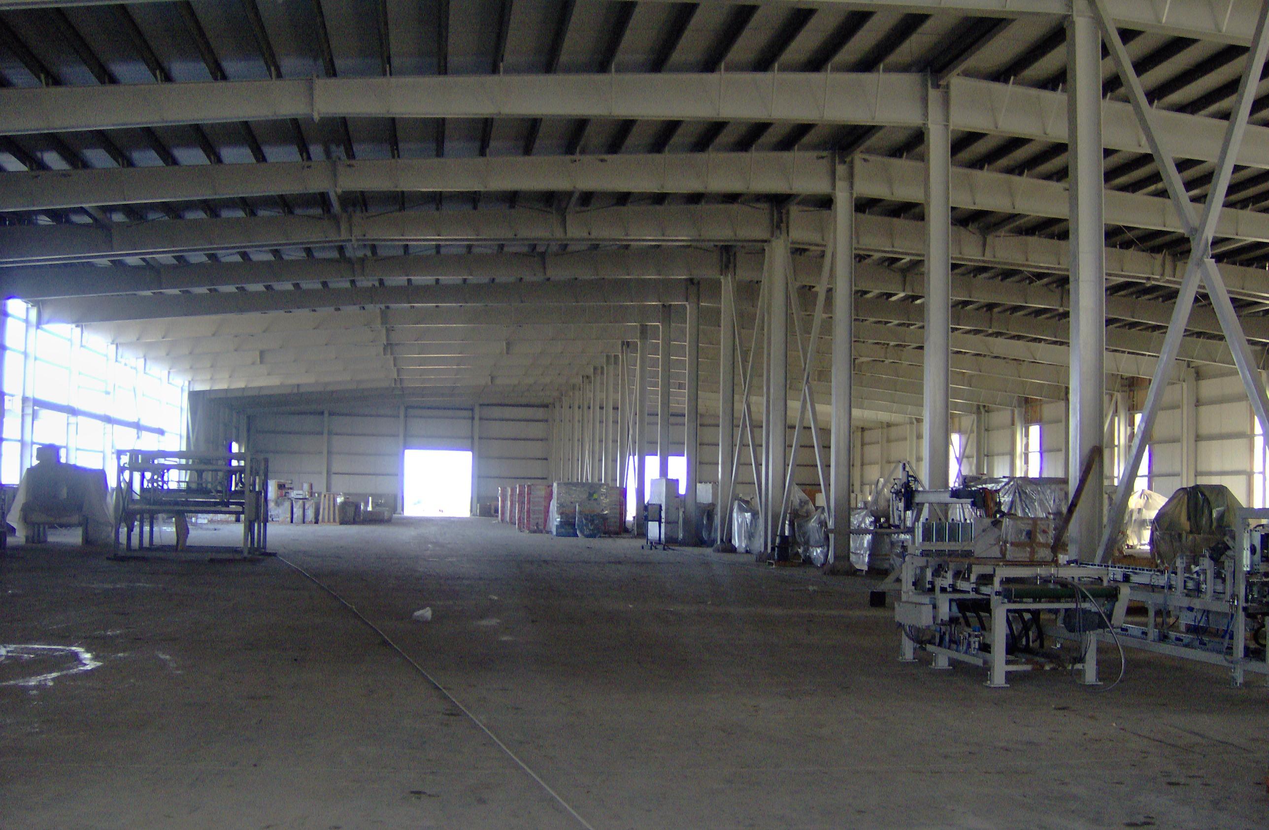 Dendro Parke Üretim Tesisi Düzce