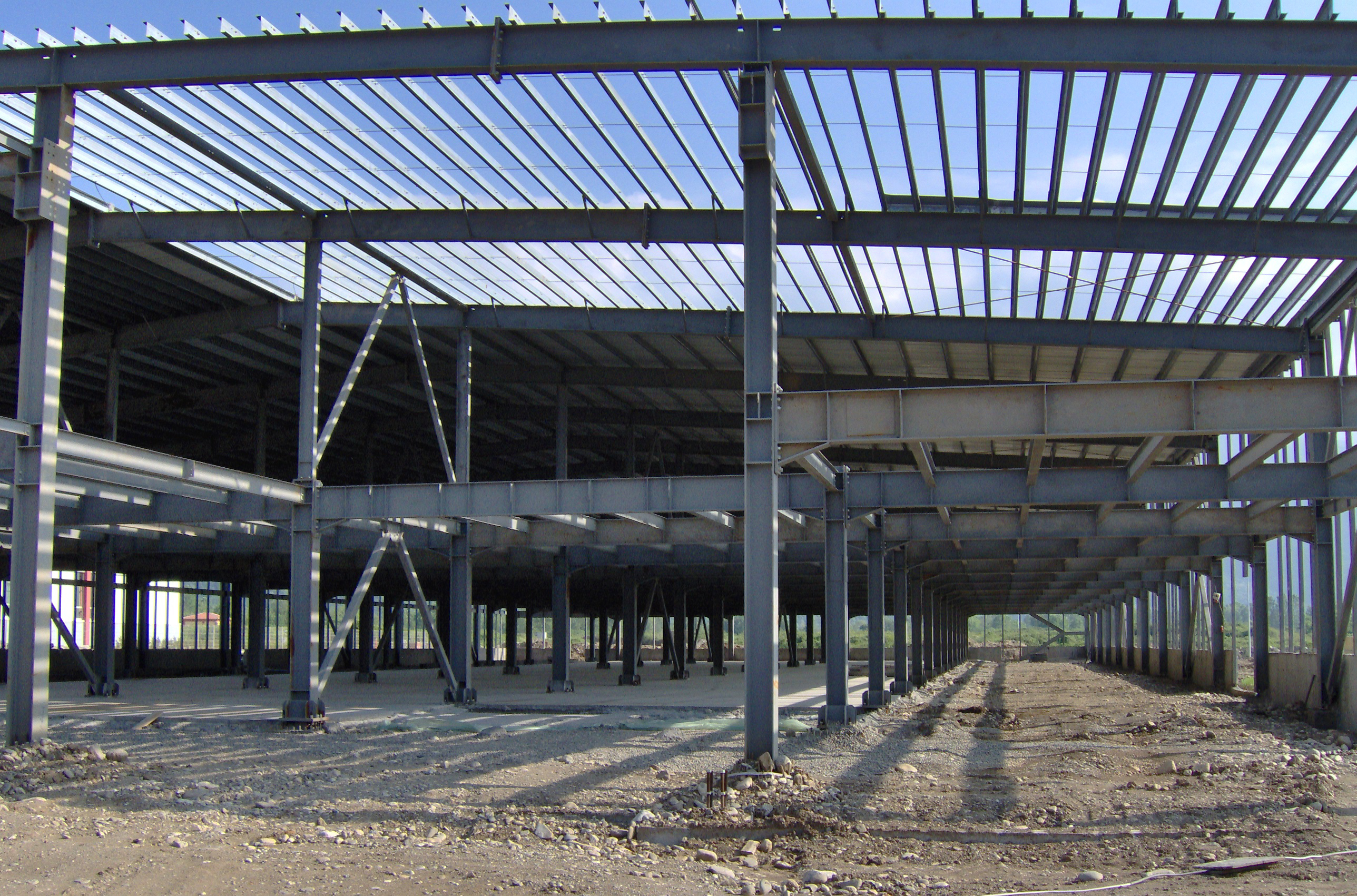Kardüz Tekstil Üretim Binası Düzce