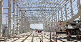 25.Shah Deniz II Projesi Boyahane Binasi-Baku