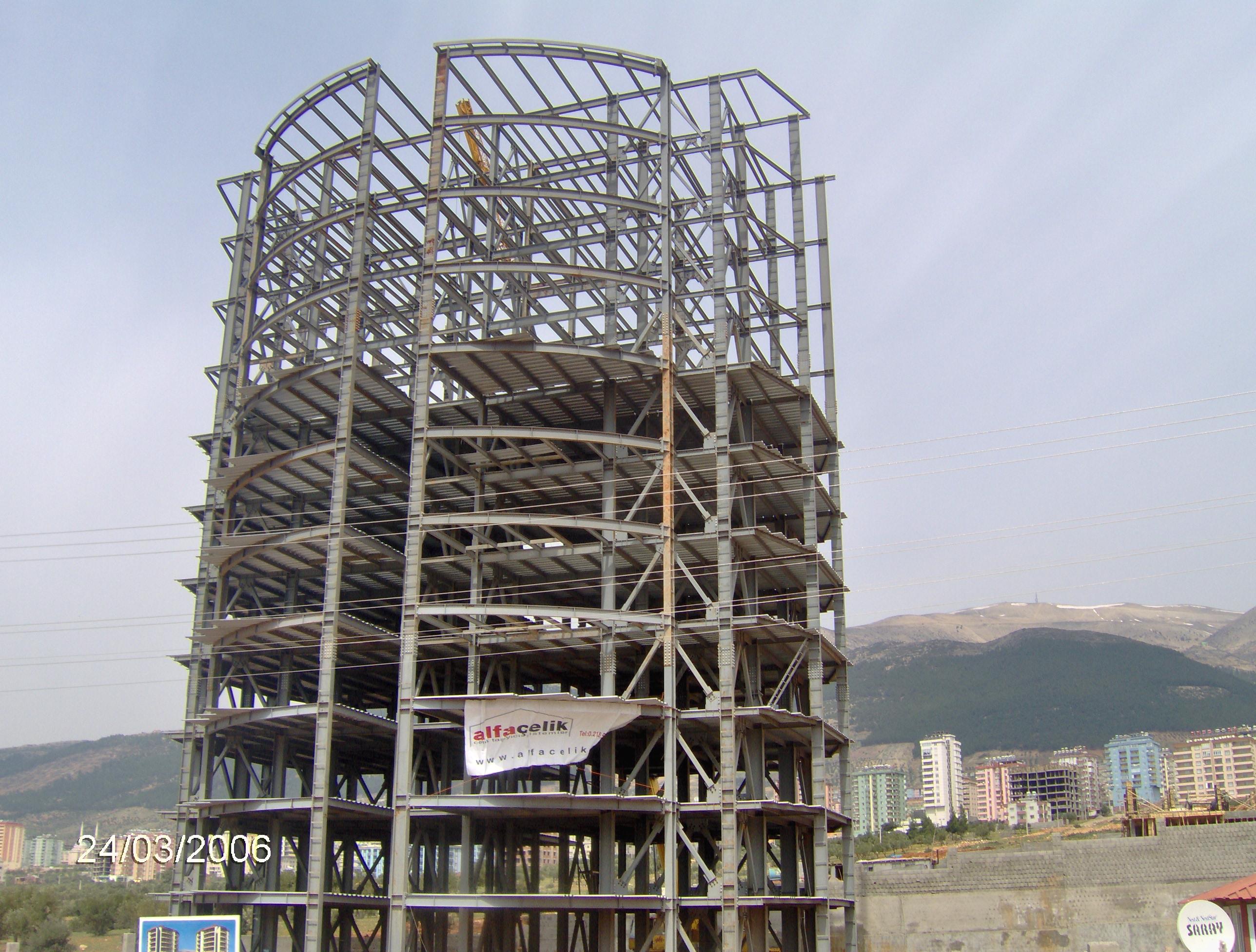 Sevim Yapı Sitesi – Konut K.Maraş