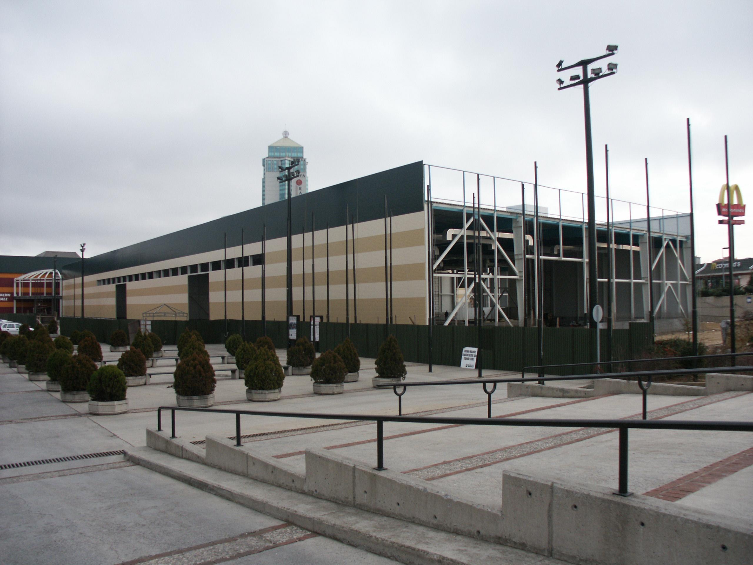 Tüyap Sergi Salonu İstanbul